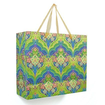 Jumbo Bag Set Of 5 Multi-color - RATAN JAIPUR