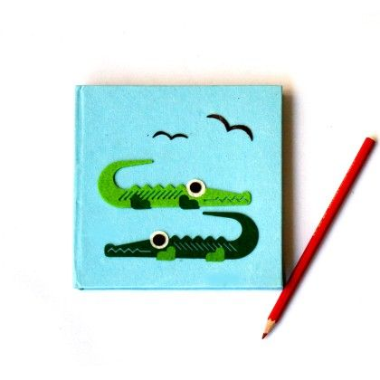 Blue Crocodile - Hard Bound Diary - Two For Joy