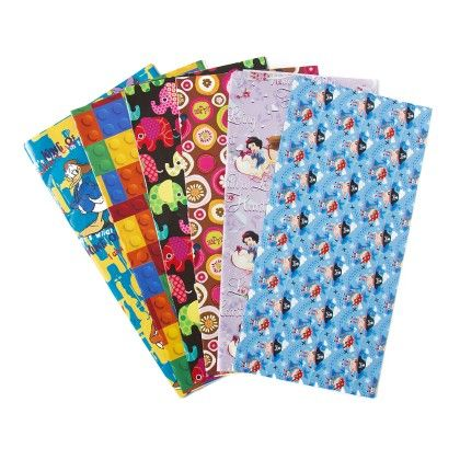 Wrapping Sheets (set Of 12) - It's All About Me