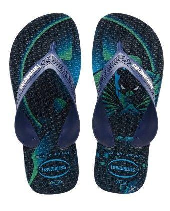 Kids Max Herois Flip Flops - Navy Blue/bluenavy Blue/blue - Havaianas