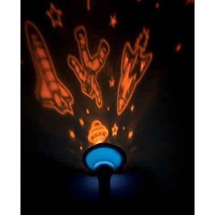 Starlight Projector Torch - Tobar