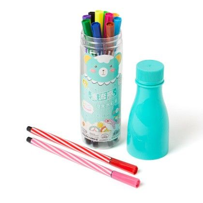 Green 12 Pcs Water Pen - Sale Zone