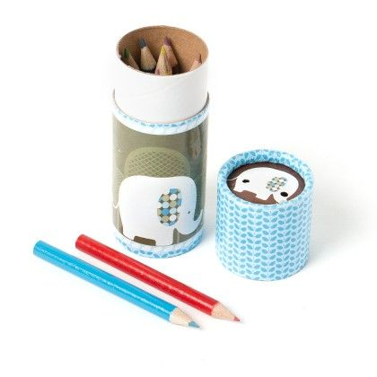 Blue Color Pencil Set Of 12 - Sale Zone