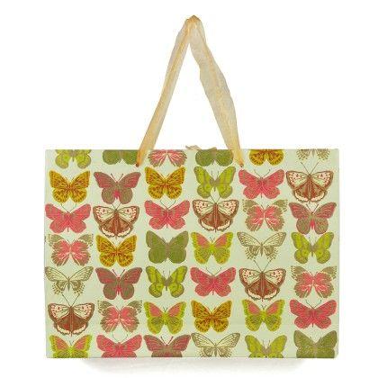 Set Of 10 Multi-color Sari-bag - RATAN JAIPUR