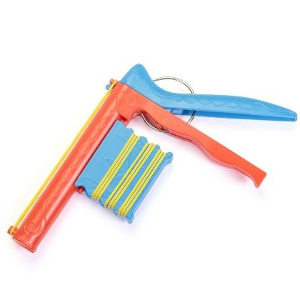 Rubber Band Gun (toy) - Tobar