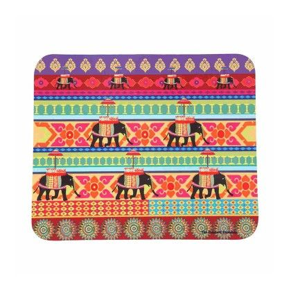 Temple Elephant Mousepad - The Elephant Company