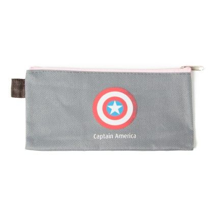 Super Hero (pencil Pouch) Captain America - It's All About Me