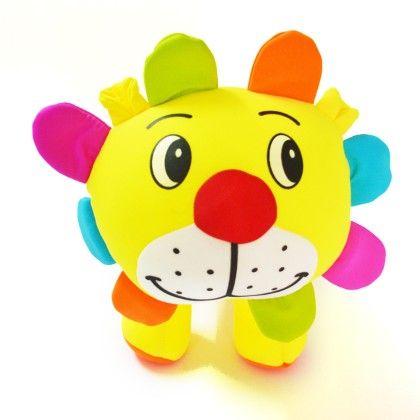 Lion Soft Toy - L.O.L