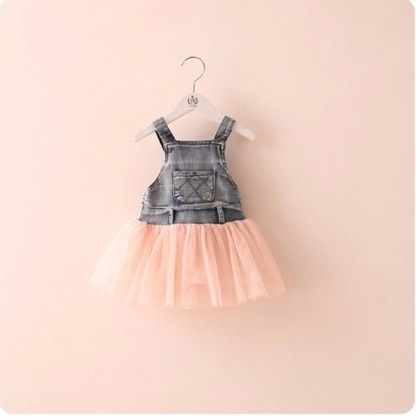 Denim Casual Skirts Fashion Mini Dress - Tulip