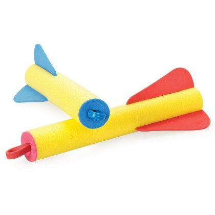 Slingshot Foam Rocket (toy) - Tobar
