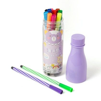 Purple 12 Pcs Water Pen - Sale Zone