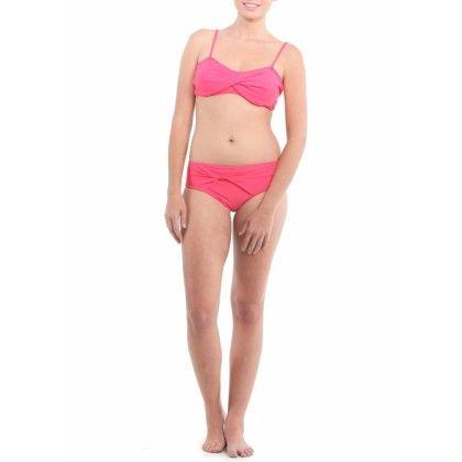 Pink Twisted Bikini - The Label Life