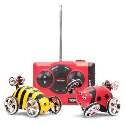 Remote Control Stunt Bugs - Tobar