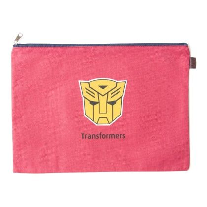 Super Hero A4 Size Transformers (red) - It's All About Me
