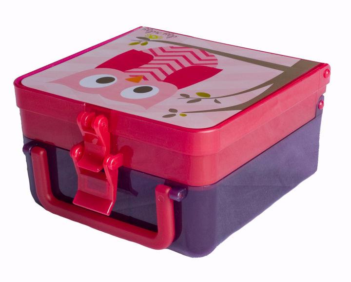 7580df288592 Lunch Happens, Bento Lunchbox