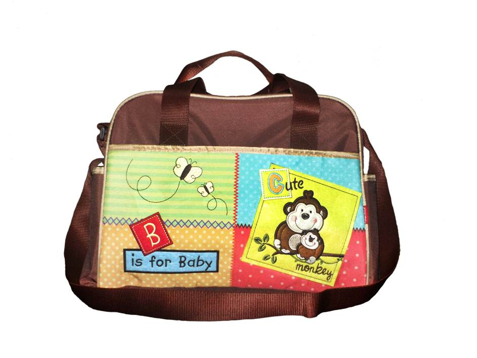 hopscotch favourite characters accessories fisher price luv u zoo diaper bag. Black Bedroom Furniture Sets. Home Design Ideas