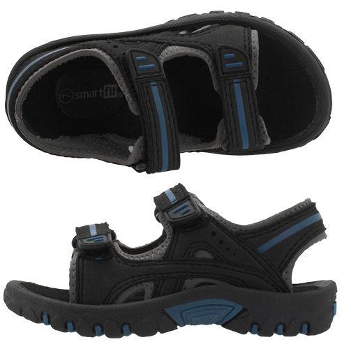 addb6d9579b048 Hopscotch - PAYLESS - Boys Double Strap Sport Sandal