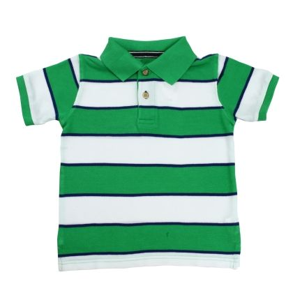 Stripe Polo Tee - The Children's Place