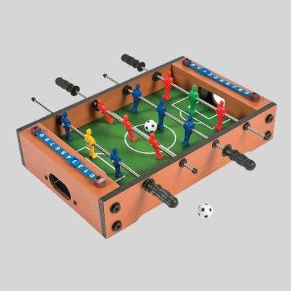 Mini Foosball Soccer Table Game - 1 Unit - Hullabaloo