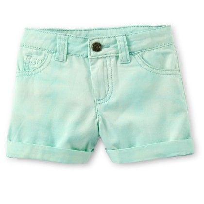 Washed Denim Shorts - Carter's