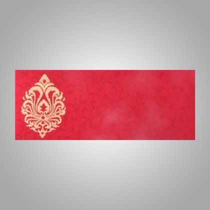 Satin Fabric Gold Damask - Pack Of 3 - The Gift Bag