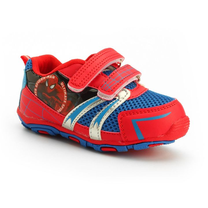24f908facaa9 Hopscotch - Spiderman - Kidsville Red   R Blue Spider Man Shoes