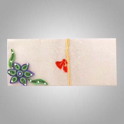 Paper Quilling Flower Pack Of 2 - The Gift Bag