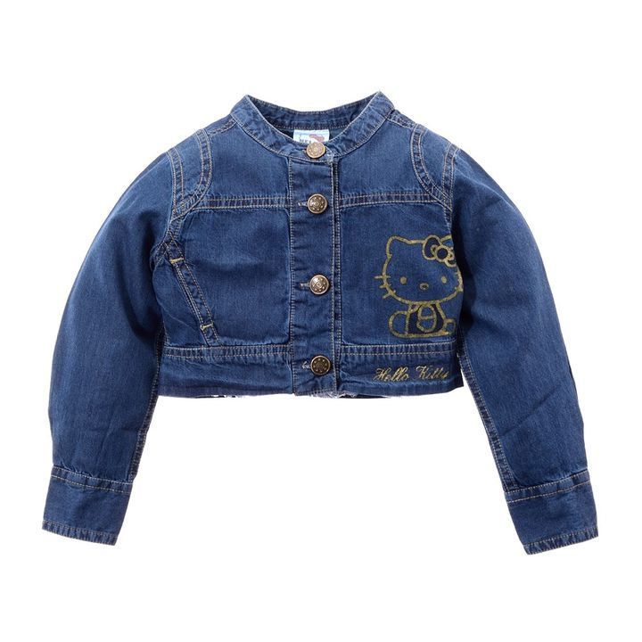 6db627480 Buy Tribal Kitty Kids Wear Blue Jacket online @ ₹1099 | Hopscotch