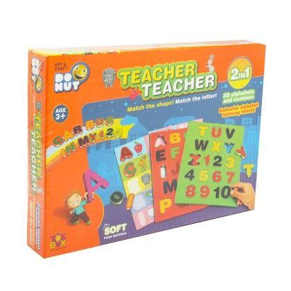 Teacher Teacher - ToysBox