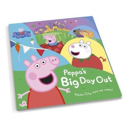 Peppa's Big Day Out - Peppa Pig