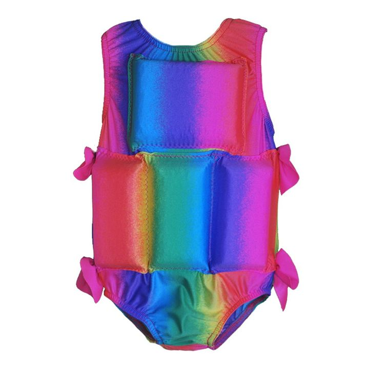 3203602de2 Hopscotch - My Pool Pal - TieDyed Swimwear Flotation - Infant, Toddler, Kids