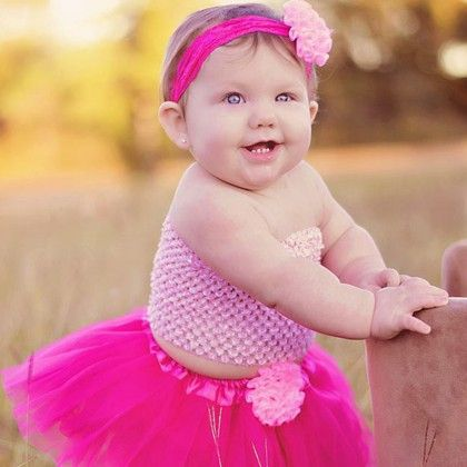 Precious Hot Pink & Pink Tutu Set - Dress Up Dreams