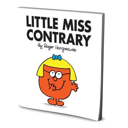 Little Miss Csb 29  Little Miss Contrary - EGMONT
