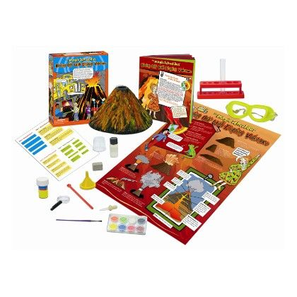 The Magic School Bus™ - Blasting Off With Erupting Volcanoes - The Young Scientists Club