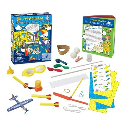 The Magic School Bus™ - Soaring Into Flight - The Young Scientists Club