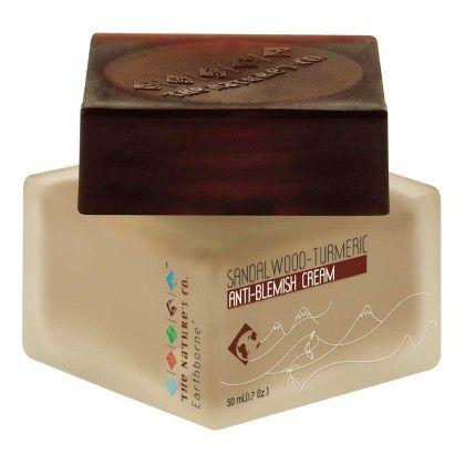 Sandalwood - Turmeric Anti Blemish Cream - 50ml - THE NATURE'S CO.