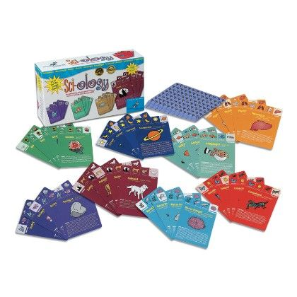 Sci-ology An Exhilarating Science Card Game - The Young Scientists Club