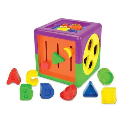 My First Activity Cube - Learning Journey