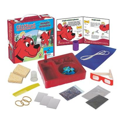 Clifford The Big Red Dog - Magic Science - The Young Scientists Club