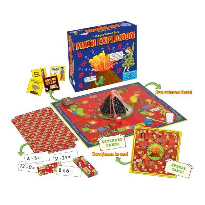 The Magic School Bus Math Explosion - The Young Scientists Club