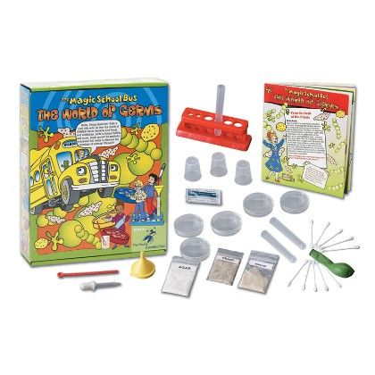 The Magic School Bus - The World Of Germs - The Young Scientists Club