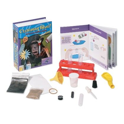 Adventure Science Series - Chemistry Blast - The Young Scientists Club