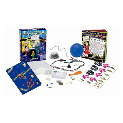 The Magic School Bus™ - Jumping Into Electricity - The Young Scientists Club