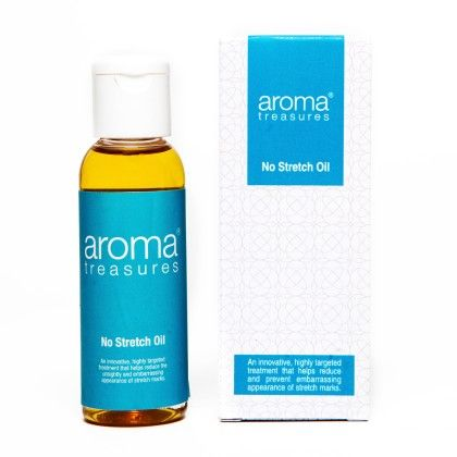 No Stretch Mark Oil - Aroma Treasures