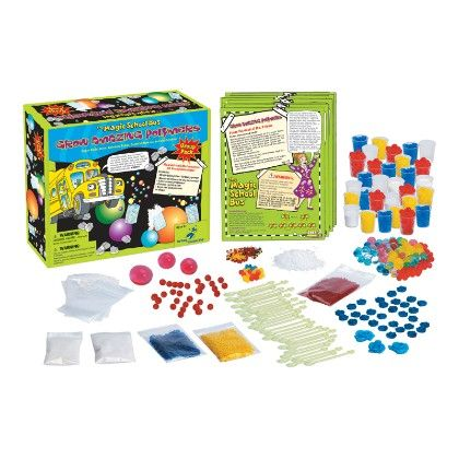 The Magic School Bus - Grow Amazing Polymers Group Pack - The Young Scientists Club
