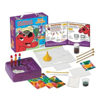 Clifford The Big Red Dog™ - Food Science - The Young Scientists Club