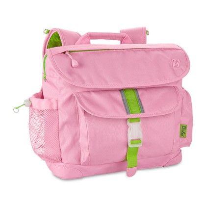 Signature Kids Medium Backpack - Pink - Bixbee