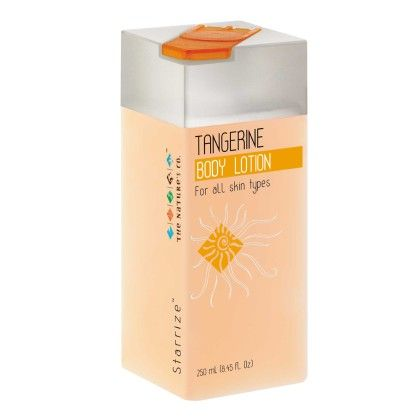 Tangerine Body Lotion - 250ml - THE NATURE'S CO.