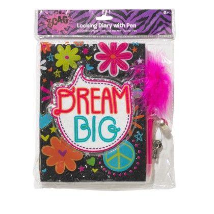 Dream Big Journal With Pen - 3C4G