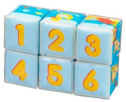 Bath Cubes (batch Of 6 Cubes) - Sophie La Girafe